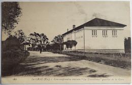 "LA CRAU - Cave Coopérative Vinicole ""la Travailleuse"" - Quartier De La Gare - La Crau"