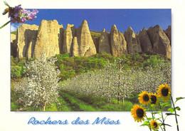 04 - Les Rochers Des Mées - Vue Sur Les Rochers - Zonder Classificatie