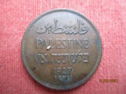 Palestine: 2 Mils 1927 - Non Classificati