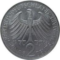 LaZooRo: Germany 2 Mark 1964 J UNC - 2 Mark
