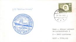 GREENLAND - LETTER 1982 GODTHABN > LICHTENAU/DE Mi #118 / PR 132 - Briefe U. Dokumente