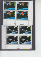 ITALIA 1991 - Sassone 1962/3** (quartina) - Europa/CEPT - Spazio - Europa