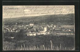 CPA Mutzig I. Els., Vue Générale Vom Ort - Unclassified