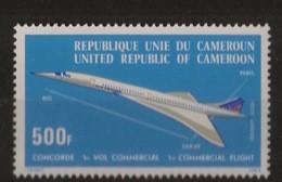 Cameroun - 1976 - Poste Aérienne PA N°Yv. 247 - Concorde - Neuf Luxe ** / MNH / Postfrisch - Cameroun (1960-...)