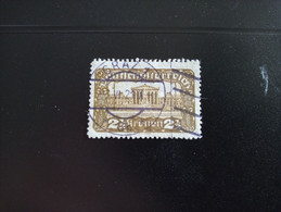 1919 Michel-Nr. 285A Gestempelt - Gebruikt