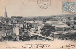 CONFOLENS - Quartier Saint-Maxime - Confolens