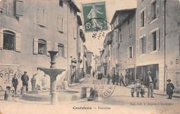 CONFOLENS - Fontorse - Confolens