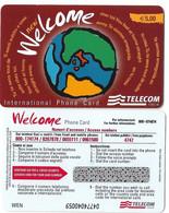 NUOVA- ITALIA-TELECOM INTERNATIONAL -WELCOME  (WEN) - Schede GSM, Prepagate & Ricariche