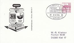 PP 106/142  2000 Jahre Neuss - Landungsbootgruppe I.Division, Neuss 1 - Privatpostkarten - Gebraucht