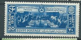 Egypte - Yvert  N° 186 **  Neuf Sans Charnière  -  Abc 32415 - Unused Stamps