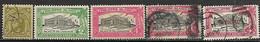 US Philippines 1923-6  Sc#303 Used, 319-20 MH, 320 Used, O2 Used    2016 Scott Value $2.95 - Philippinen