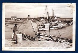 17. Mornac-sur-Seudre. Le Port. Vue Sur Le Chenal. 1949 - Royan