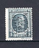 PRE159A MNH** 1927 - LEUVEN 1927 LOUVAIN - Tipo 1922-31 (Houyoux)