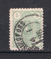 FINLAND Yt. 21° Gestempeld 1885 - Gebraucht