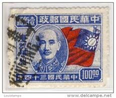 Volksrepublik China - Mi.Nr. - CN - IM - 658 - 1945 - Refb3 - 1912-1949 Republik