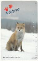 JAPAN - Fox(431-071), 07/92, Used - Non Classificati