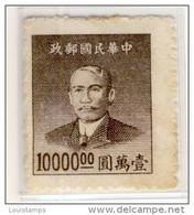 Volksrepublik China - Mi.Nr. - CN - IM - 968, Unused - 1949 - Refb3 - 1912-1949 Republik