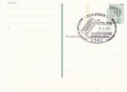Michel Nr. P 145 Blanko Postakrte Mit 80 Pf Zeche Zollern II Dortmund - Privatpostkarten - Gebraucht
