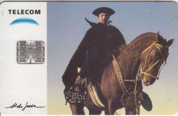 ARGENTINA - Horse, El Gaucho, Telecom Argentina Telecard, 09/98, Used - Cavalli