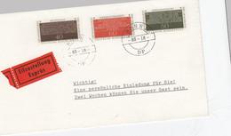 Michel Nr. P 1105 - 07  Rechtsstaat - Volkssouveränität - Gewaltenreilung, Bonn1 - Privatpostkarten - Gebraucht