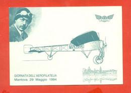 G1 .-MANTOVA- GIORNATA DELL'AEROFILATELIA--MARCOFILIA- - Reuniones