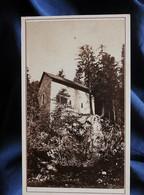 Photo CDV Michaud à Grenoble  St Laurent Du Pont  Chapelle St Bruno  CA 1880 - L566E - Anciennes (Av. 1900)