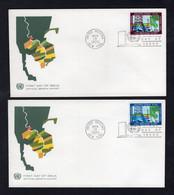 United Nations New York 1970 - Lower Mekong Basin Development Project - FDC - Superb*** - Briefe U. Dokumente