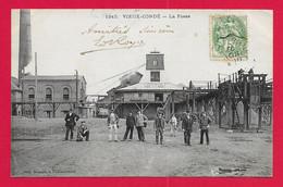 CPA Vieux Condé - La Fosse - Altri Comuni