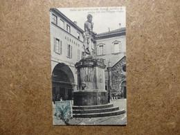 REGGIO EMILIA - Statua Del Crostolo Sulla Fontana In Piazza Vittorio Emanuele (2676) - Reggio Emilia