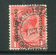 BECHUANALAND- Y&T N°24- Oblitéré - 1885-1964 Bechuanaland Protectorate