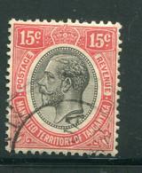 TANGANYIKA- Y&T N°27- Oblitéré - Tanganyika (...-1932)