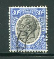 TANGANYIKA- Y&T N°30A- Oblitéré - Tanganyika (...-1932)