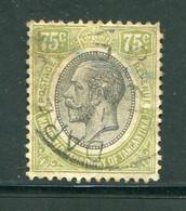 TANGANYIKA- Y&T N°33- Oblitéré - Tanganyika (...-1932)
