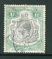 TANGANYIKA- Y&T N°34- Oblitéré - Tanganyika (...-1932)