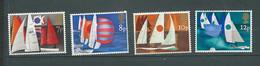 Grande - Bretagne  Série Yvert N° 756 /  759 **  4 Valeurs Neuves Sans Charnière - Abc 32508 - Unused Stamps