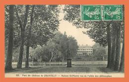 A501 / 191 60 - CHANTILLY Parc Du Château Maison St Pierre - Non Classés