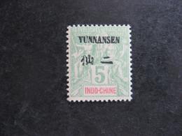 YUNNANFOU : TB N°4 , Neuf X . - Nuevos