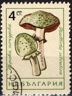 BULGARIA - 1961 - FUNGO: PSALLIOTA SILVATICA - USATO - Gebraucht