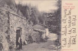 VETRIOLO - TRENTO - CARTOLINA VIAGGIATA NEL 1905 - - Trento