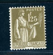 Frankreich Michel Nummer 281postfrisch - Non Classés