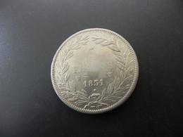 France 5 Francs 1831 W Silver - J. 5 Francs