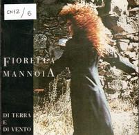 CN12 - FIORELLA MANNOIA : DI TERRA E DI VENTO - Altri - Musica Italiana