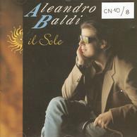 CN10 - ALEANDRO BALDI : IL SOLE - Altri - Musica Italiana