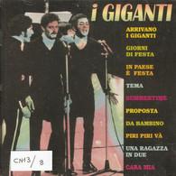 CN13 - I GIGANTI :CONCERTO LIVE - Altri - Musica Italiana