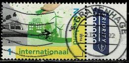 Niederlande 2016,Michel# 3457 - 3458 O  Europa (C.E.P.T.) - Used Stamps