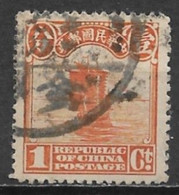 China 1923. Scott #249 (U) Junk - 1912-1949 Republik