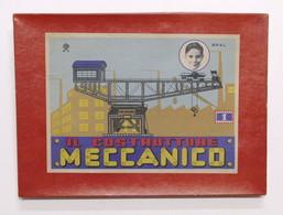BRAL - Il Costruttore Meccanico N. 1 - Kit Completo Con Manuale Istruzioni - Meccano