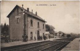 La Jonchère : La Gare - Other Municipalities