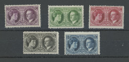 1927. 187-191  **  C Yv. 22,-euros - Neufs