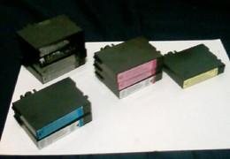 Cartouches D'encres - Epson To615... VIDES - Lot Pour Recycling ... - Altri